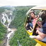 TTNQ Barron Falls Helicopter