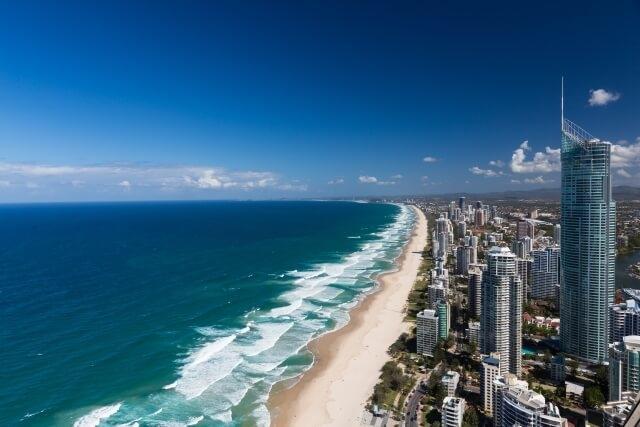 Золотое побережье Австралии