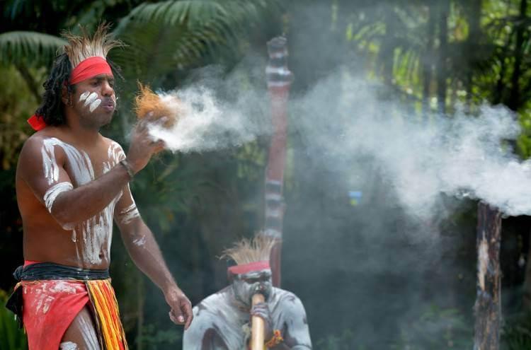 Праздники австралийских аборигенов