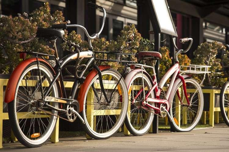 Музей велосипедов в Канберре