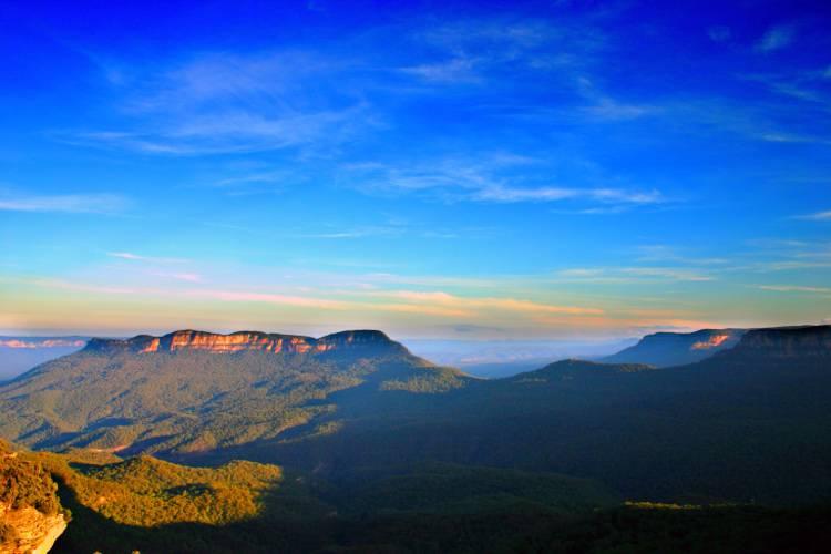 Новый Южный Уэльс – история и современность