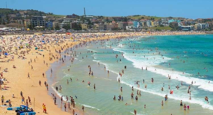 ТОП 5 лучших пляжей Сиднея