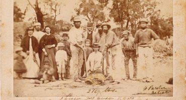 История золотодобычи в Австралии