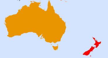 Австралия и/или Новая Зеландия